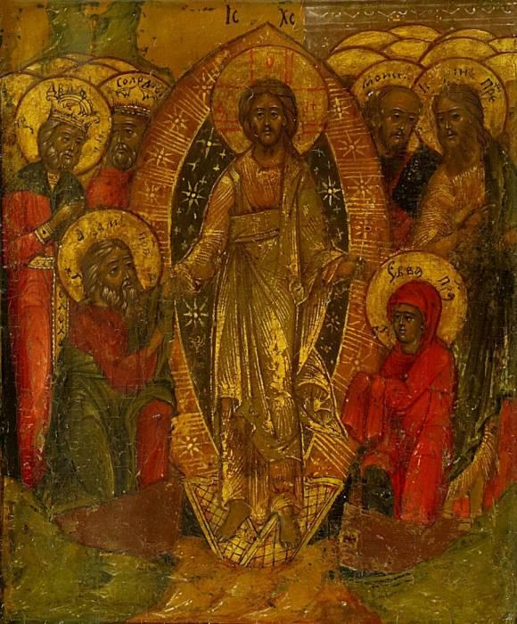 Воскресение-Сошествие во Ад