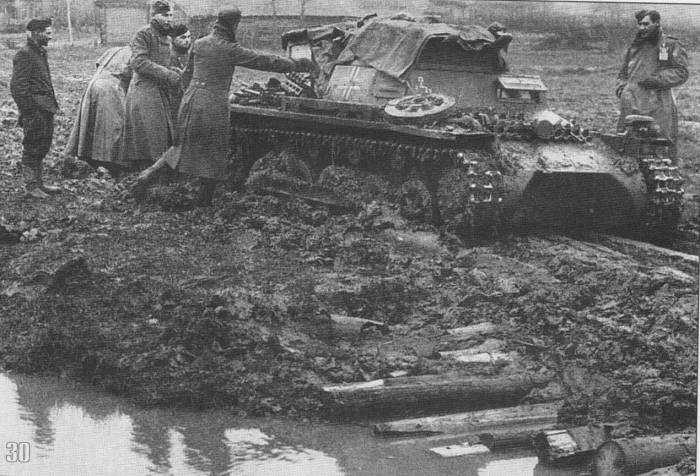 смоленские дороги 1941 г грязь
