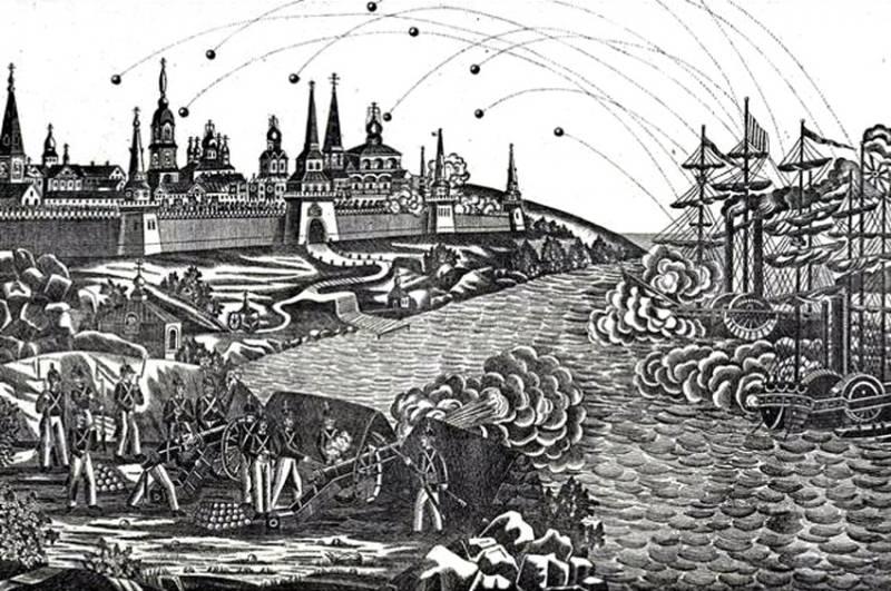 лубок 19 века