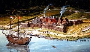 Оранжево-форт Олбани