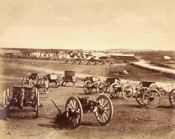 1855 Крымская война