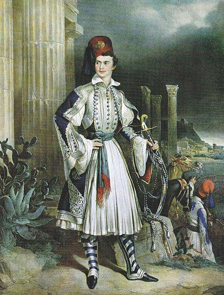 Оттон-1 король Греции