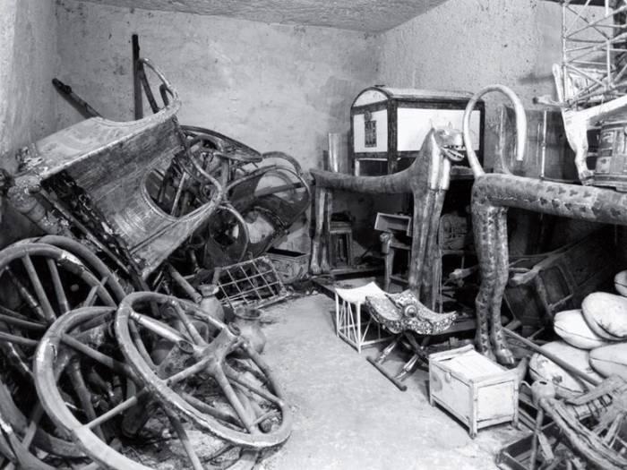 Тутанхамон гробница