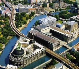 Берлин Музейный остров