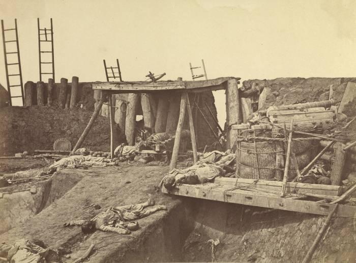 1860 форт Дагу