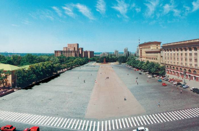Харьков площадь Свободы