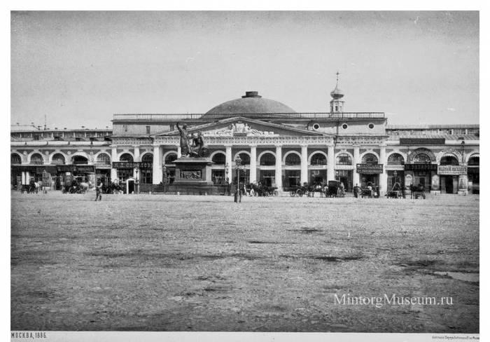 Красная площадь 1886