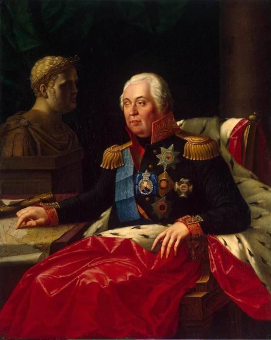 Кутузов портрет