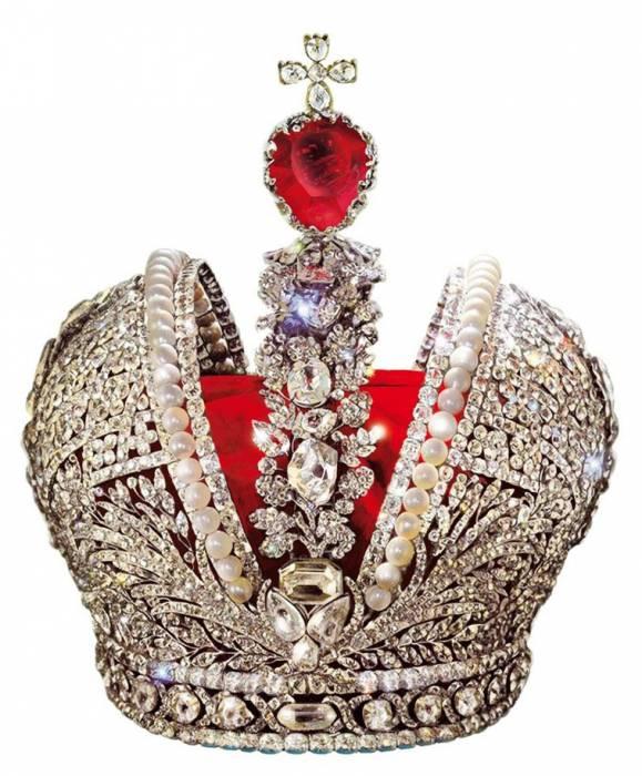корона Екатерины-2