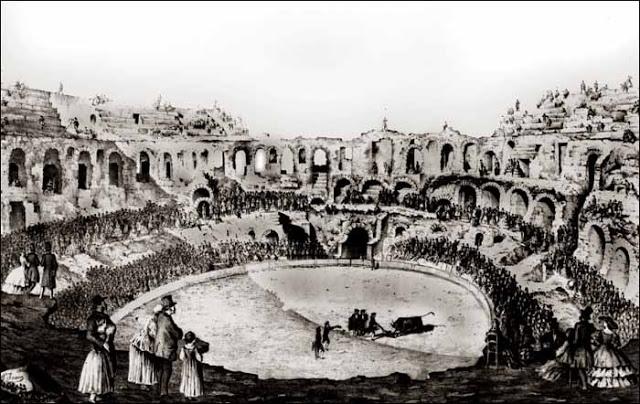 Ним амфитеатр цирк
