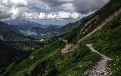 тропинка в горах