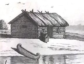 Чикаго в 1779 году