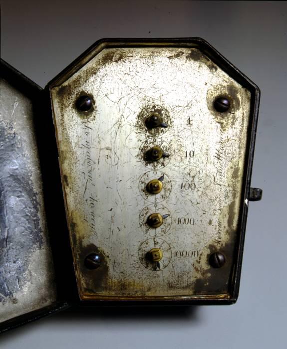 одометр вертосчет 19 века