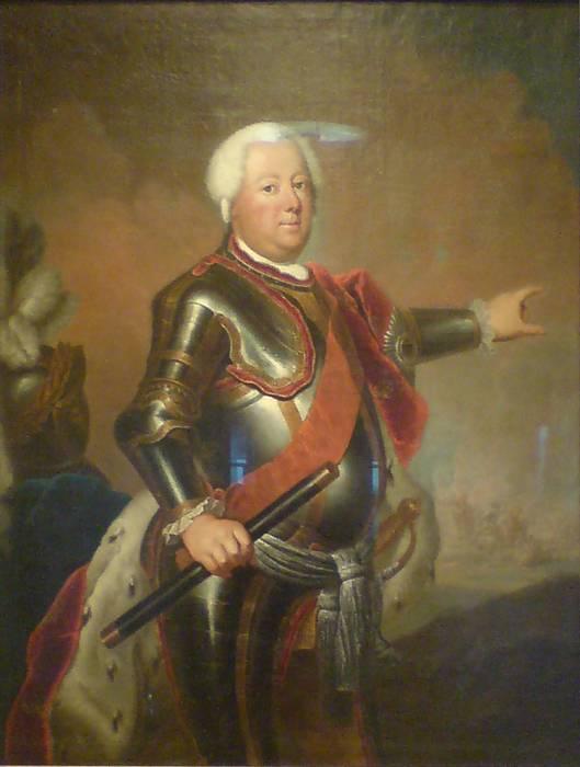 Фридрих Вильгельм-1