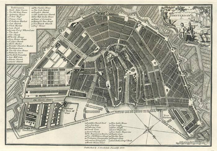 Амстердам 1800