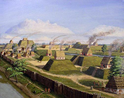 Миссисипи поселение