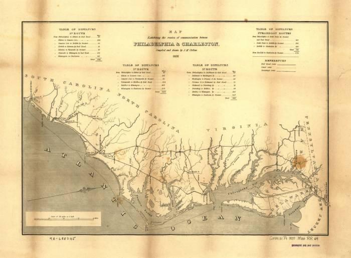 Филадельфия 1837
