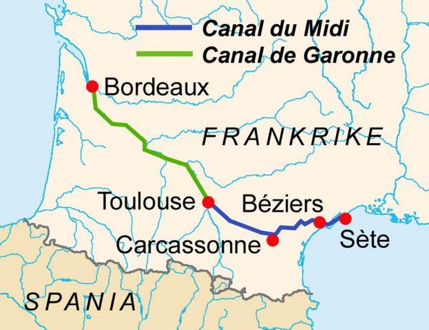 канал Лангедокский