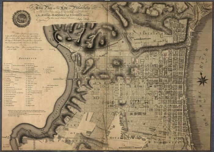 Филадельфия 1797
