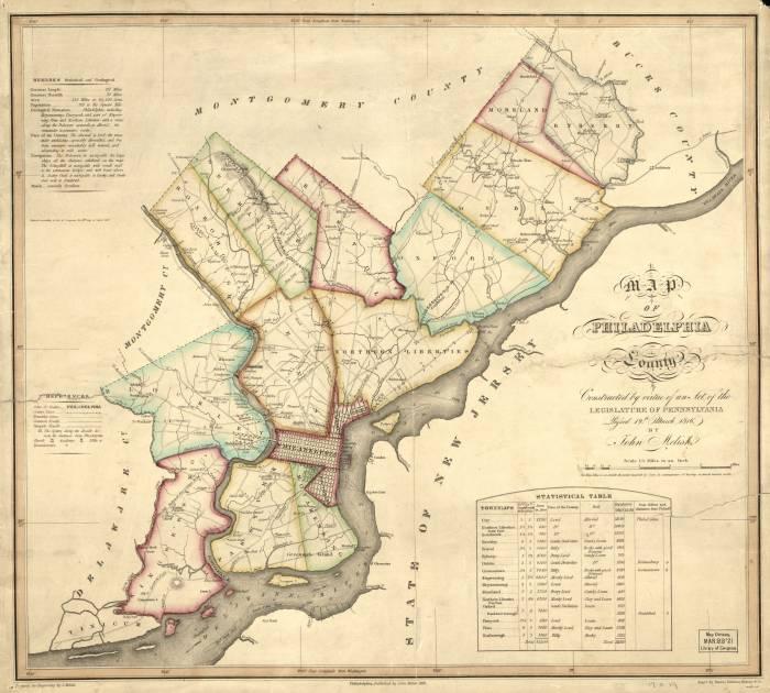Филадельфия 1816