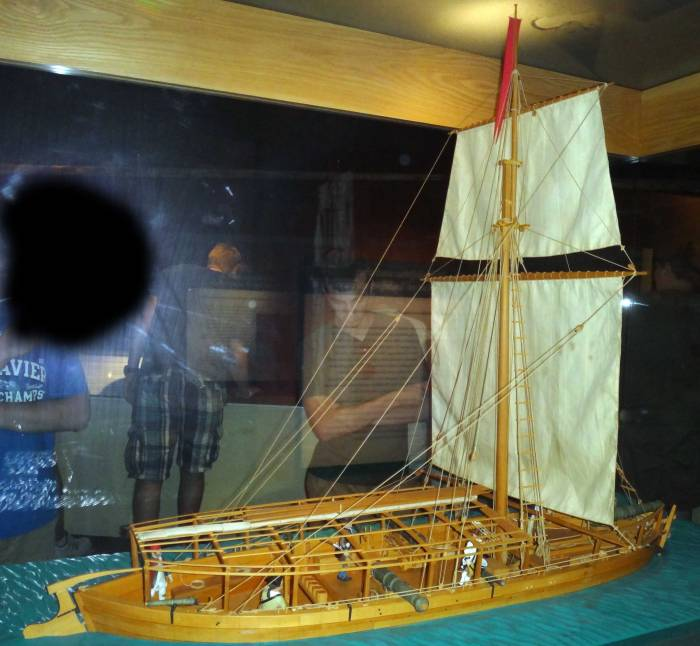 gunboat philadelfia