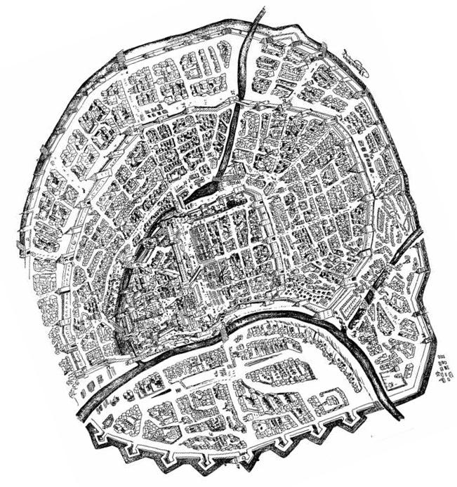 Москва 1661
