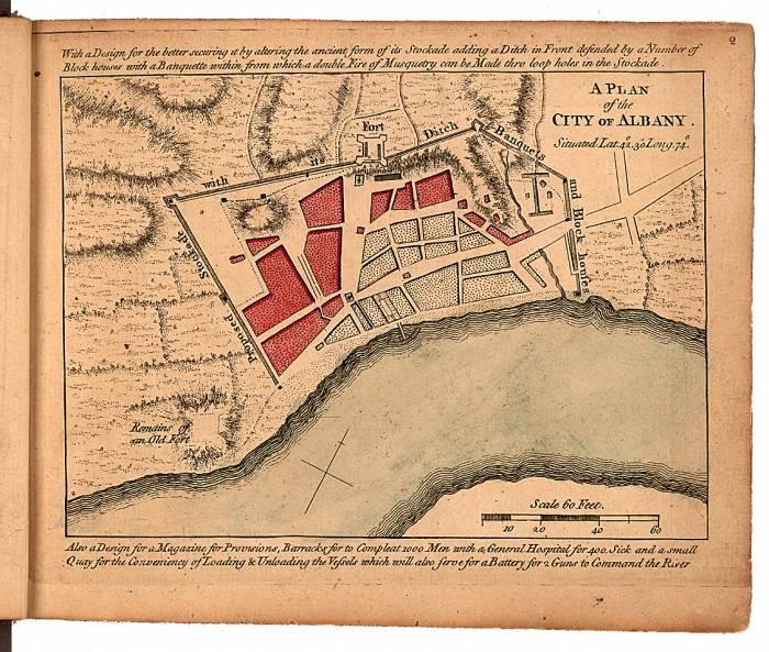 Олбани 1763