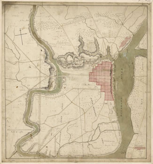 Филадельфия 1778