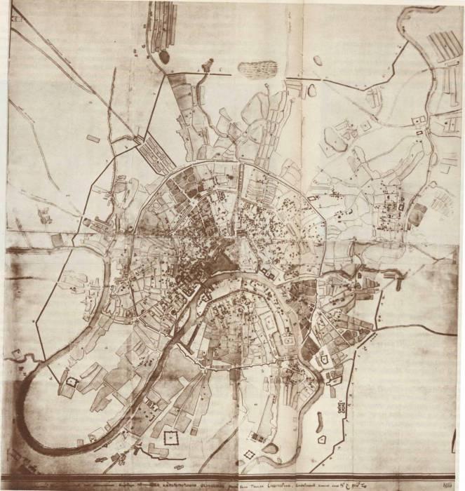 Москва 1775