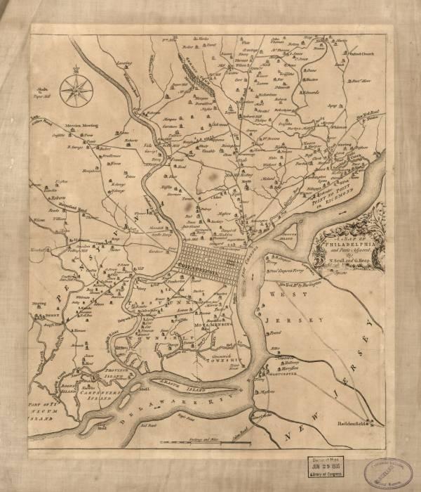 Филадельфия 1777