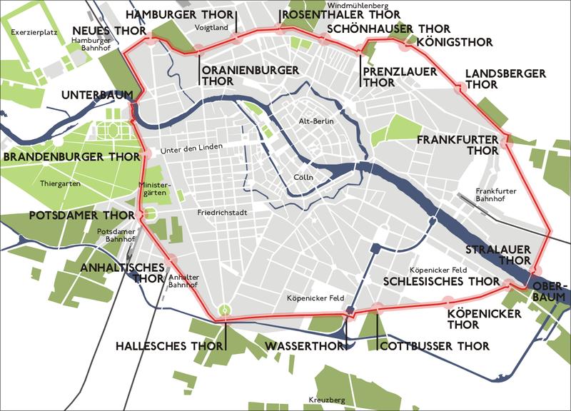 Берлин 1860