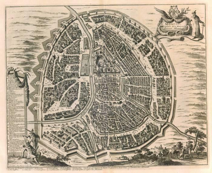 Москва 1729