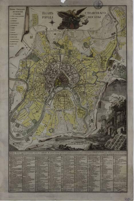Москва 1789