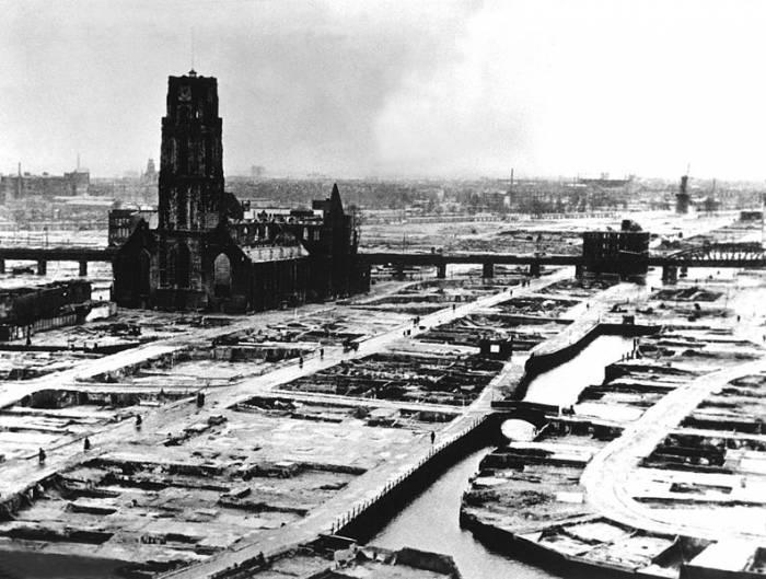Роттердам 1940 г