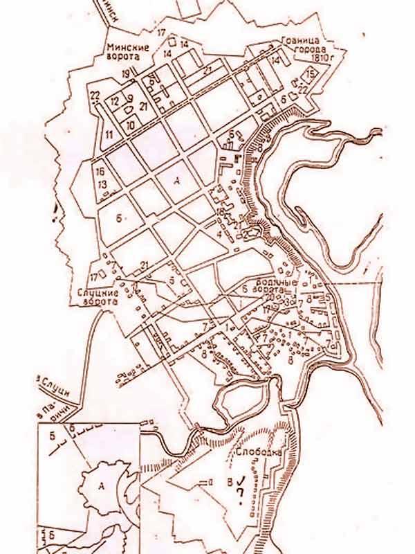 Бобруйск крепость