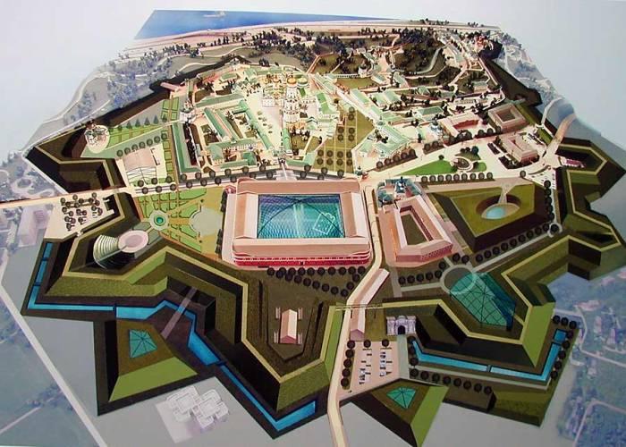 Киев крепость