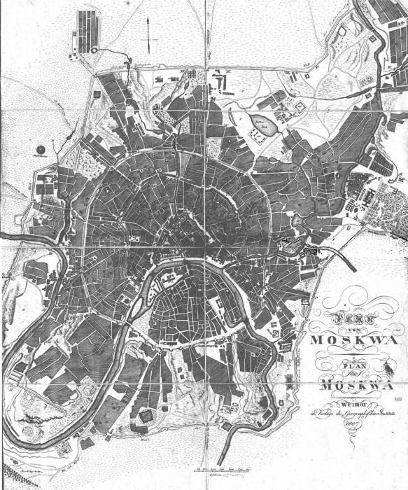 Москва 1807