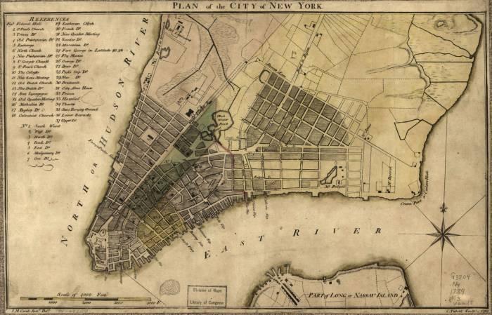 Нью-Йорк 1789