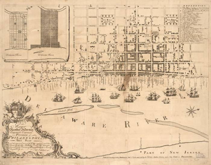Филадельфия 1777-1762