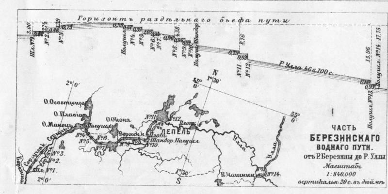 канал Березинский