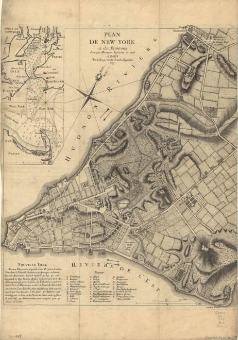 Нью-Йорк 1775