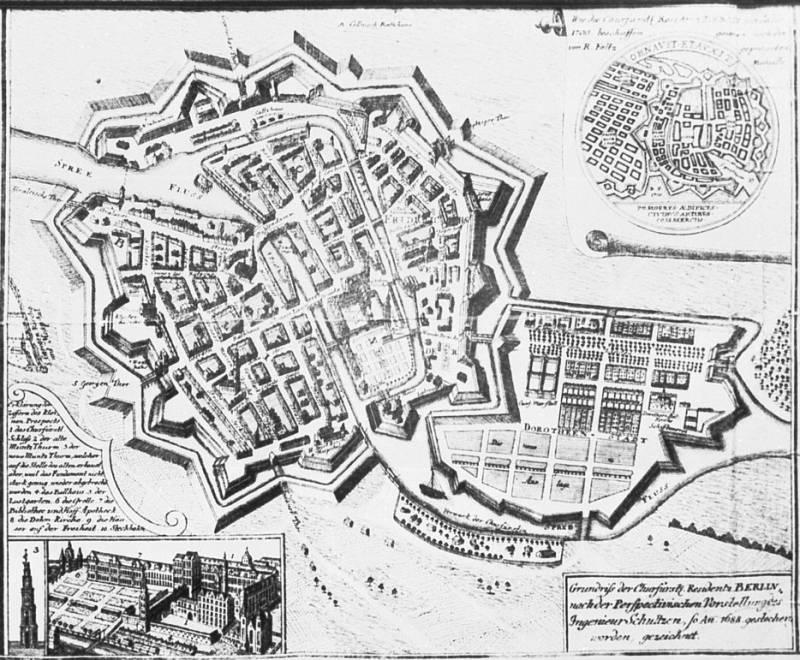 Берлин 1688