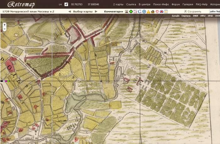 Лефортовский парк 1739-2