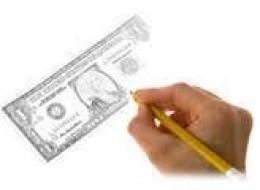 деньги рисуют