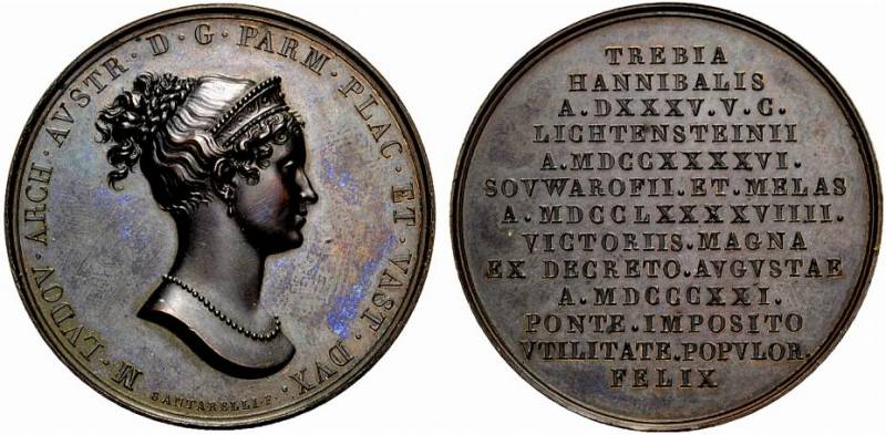 медаль 1821 г
