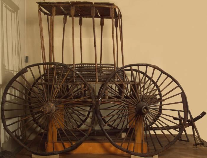 колесница Пазырык