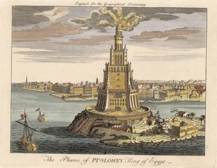 маяк Александрийский