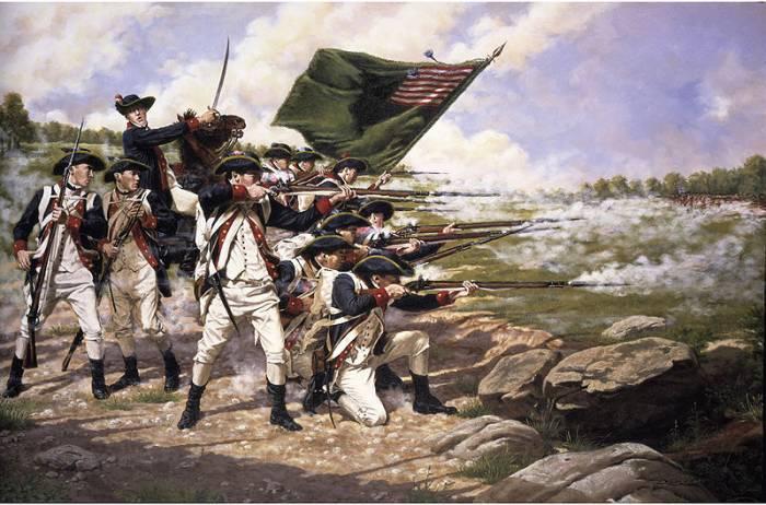 1776 битва за Лонг-Айленд