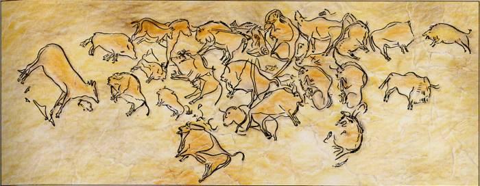 Альтамира рисунки